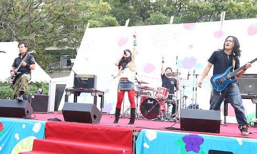 【写真】大阪府立大学 白鷺祭