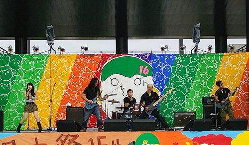 【動画】フライングヒューマノイド cover@愛知県立大学 県大祭