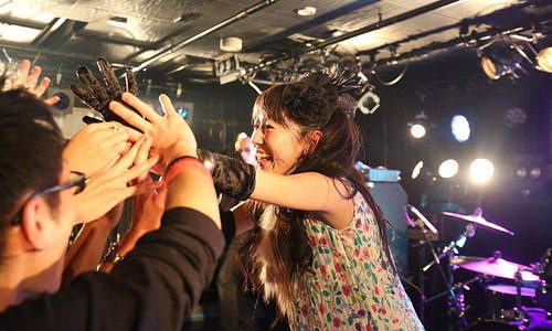 Thank You! Live@心斎橋Varon 1/22